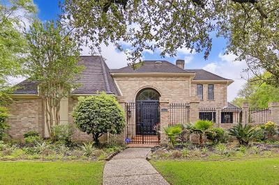 Houston Single Family Home For Sale: 1406 W Brooklake Drive