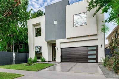 Houston Single Family Home For Sale: 2217 Woodhead Street