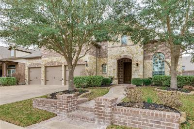 Cypress Single Family Home For Sale: 12522 Cove Landing Drive