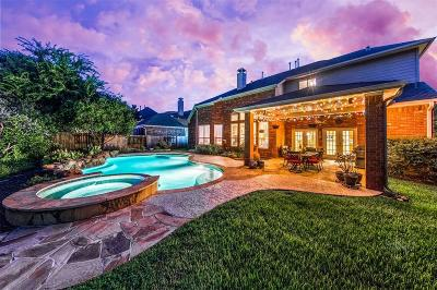 Katy Single Family Home For Sale: 23419 Fairway Valley Lane