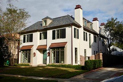 River Oaks Single Family Home For Sale: 3800 Chevy Chase Drive