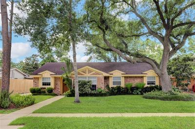 Galveston County, Harris County Single Family Home For Sale: 5750 Wigton Drive