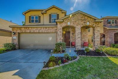Houston Single Family Home For Sale: 4330 Lake Cypress Circle