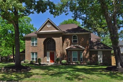 Kingwood Single Family Home For Sale: 1714 Seven Maples Drive