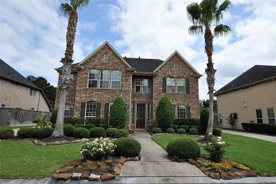 Katy Single Family Home For Sale: 2015 Botany Bay Lane