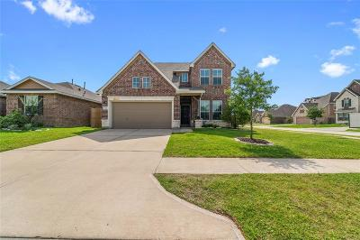 Baytown Single Family Home For Sale: 8302 Bay Harbor Circle