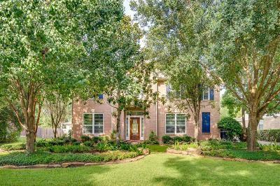 The Woodlands Single Family Home For Sale: 10 Split Rail Place