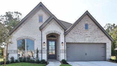 Missouri City Single Family Home For Sale: 9014 Stanley Oak Drive