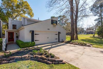 Montgomery Single Family Home For Sale: 158 April Wind Court