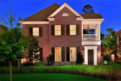 East Shore, East Shore/The Woodlands, The Woodlands East Shore Single Family Home For Sale: 2723 Lake Front Circle