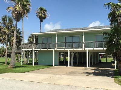 Jamaica Beach Single Family Home For Sale: 16606 Edward Teach