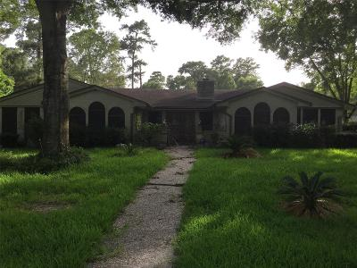 Spring TX Single Family Home For Sale: $125,000