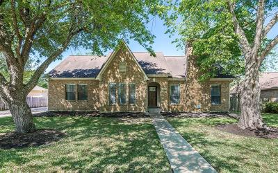 Single Family Home For Sale: 1207 Lake Country Drive