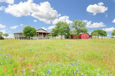 La Grange Farm & Ranch For Sale: 2105 Kruppa Road