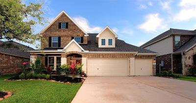 League City Single Family Home For Sale: 6283 Western Skyes Drive