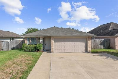 College Station Single Family Home Option Pending: 912 Bougainvillea Street