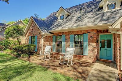 Houston Single Family Home For Sale: 950 Thornton Road