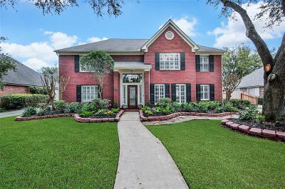 Houston Single Family Home For Sale: 15726 Echo Lodge Drive