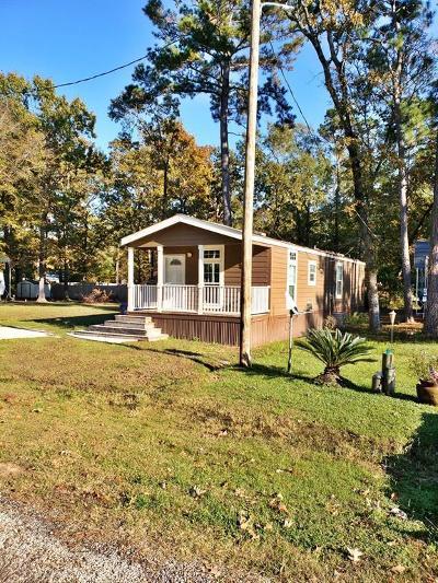 San Jacinto County Single Family Home For Sale: 151 Tabago Lane Drive