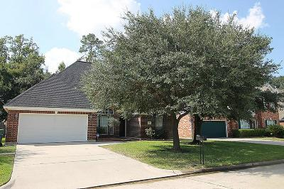 Single Family Home For Sale: 21721 Windsor Castle Drive