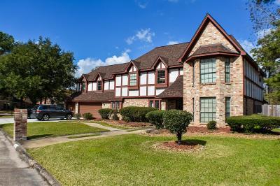 Humble Single Family Home For Sale: 19602 Atascocita Pines Drive