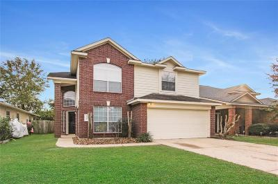 Tomball Single Family Home For Sale: 11707 Standing Pine Lane