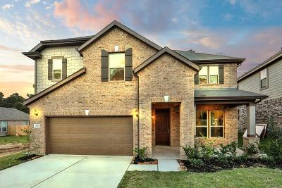Conroe Single Family Home For Sale: 2035 Parnevik