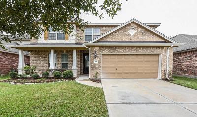 Rosenberg Single Family Home For Sale: 2307 Crescent Water