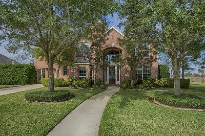 Friendswood Single Family Home For Sale: 3302 King George Lane