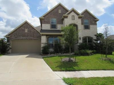 Richmond TX Single Family Home For Sale: $295,000