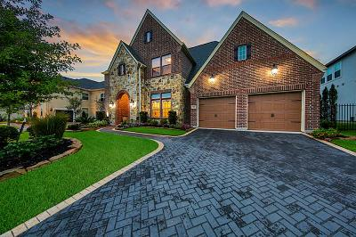 The Woodlands Single Family Home For Sale: 22 Wooded Overlook Drive