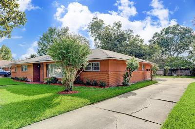Houston Single Family Home For Sale: 8222 Glencrest Street