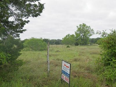 Weimar Farm & Ranch For Sale: Tbd Wagley Ln Off Cr 210