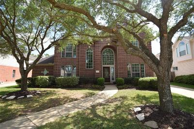 Katy Single Family Home For Sale: 22603 Water Edge Lane