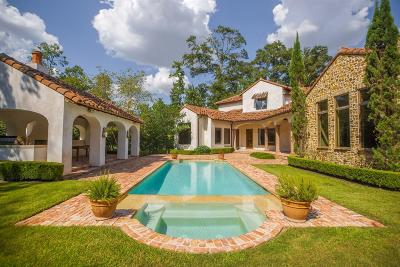 The Woodlands Single Family Home For Sale: 26 N Badger Lodge