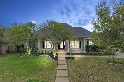 College Station Single Family Home Pending: 208 Cecilia Court