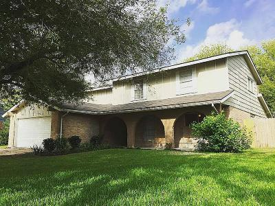 Sugar Land Single Family Home For Sale: 10202 NE Towneview Drive