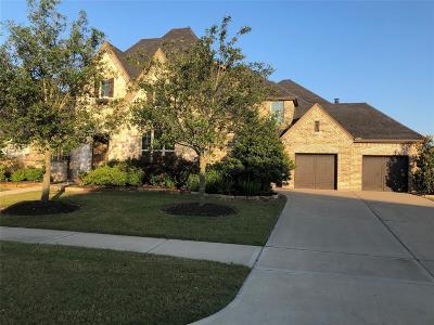 Fulshear Single Family Home For Sale: 5610 Avis Hill Court