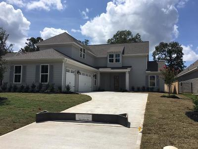 Conroe Single Family Home For Sale: 2124 Rope Maker Road