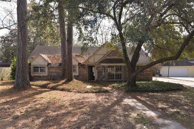 Montgomery County Single Family Home For Sale: 714 Holly Springs Drive