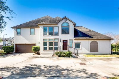 Houston Condo/Townhouse For Sale: 1406 Baldwin Square Lane