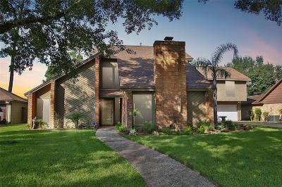 Tomball Single Family Home For Sale: 11414 Gatesden Drive