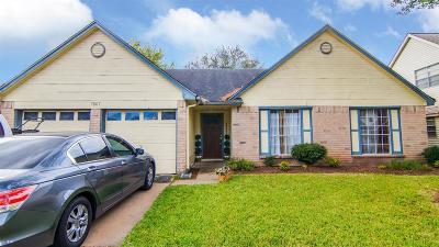 Katy Single Family Home For Sale: 7007 Glen Rosa Drive