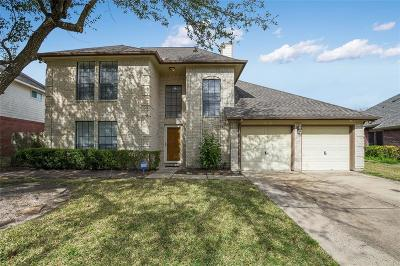 Pearland Single Family Home For Sale: 3523 Southdown Drive