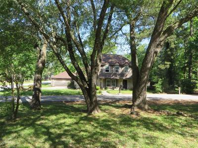 Conroe Single Family Home For Sale: 591 River Plantation Drive