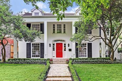 Harris County Single Family Home For Sale: 2024 Dunstan Road