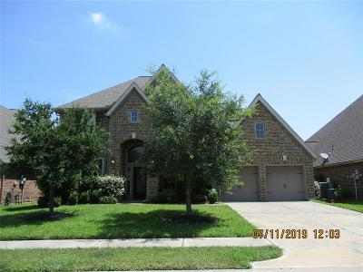 Pearland Single Family Home For Sale: 13615 Mooring Pointe Drive