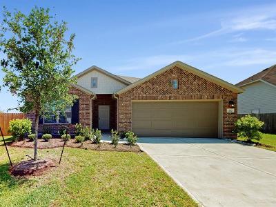 Alvin Single Family Home For Sale: 1185 Colt Creek Court