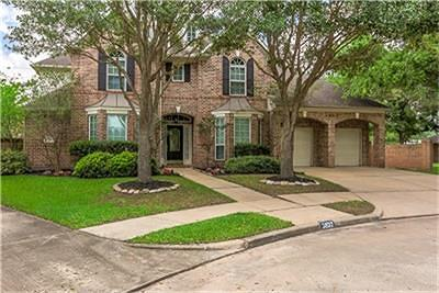 Katy Single Family Home For Sale: 3802 Emerald Branch Lane