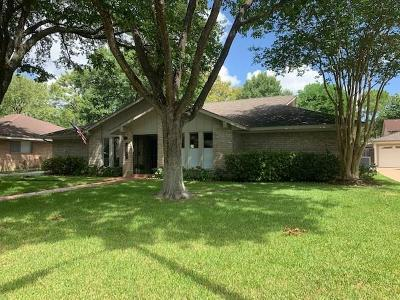 Houston Single Family Home For Sale: 10810 Holly Springs Drive